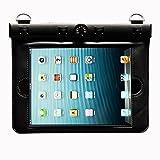 Novago Housse étanche pour les mini tablettes 6' à 7'' : iPad mini, Galaxy Tab 7'', iPad mini, iPad mini 4.