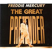 Great pretender (Orig. Single)/Love kills (Wolf Euro)/Mr. bad guy (Orig.)/Living on my own (Underground Solutions Mix)