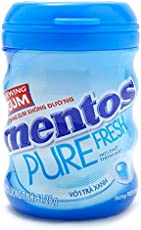 Mentos Pure Fresh Mint Sugar-free Gum (61.25g)