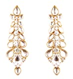Touchstone Indian Bollywood Kundan Polki Traditional Long Designer - Best Reviews Guide