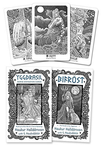 Yggdrasil: Norse Divination Cards (Norse-anhänger)