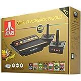 ATARI Flashback 8 Gold HD Retro-Konsole mit 120 Spielen und 2 kabellosen Controllern