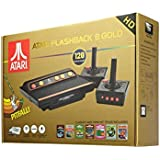 Console Retro Atari Flashback 8 + 120 jeux - édition gold 2017-2018