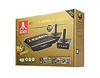 AT-Games Console Retrò Atari Flashback 8 Gold HD (120 giochi)Console Retrò Atari Flashback 8 Gold HD (120 giochi)Specifiche:PiattaformaAtari Flashback - Plug & play: basta collegare la console al televisore per iniziare a giocareUscite HDMISiNr d...