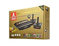 Retro Atari Flashback 8 Gold HD (Electronic Games)