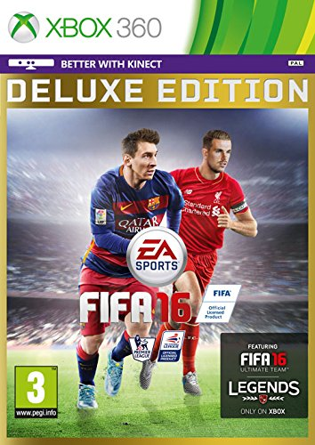 FIFA 16 - Deluxe Edition [import anglais]