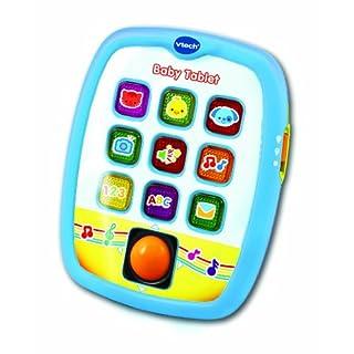 Vtech-3480-138247, Tablet Lernspielzeug für Kinder, mit Liedern und Melodien [Spanische und englische]