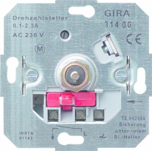 GIRA 31400 - INTERRUPTOR
