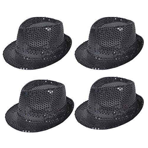 Antique Future - Chapeau - Femme Noir