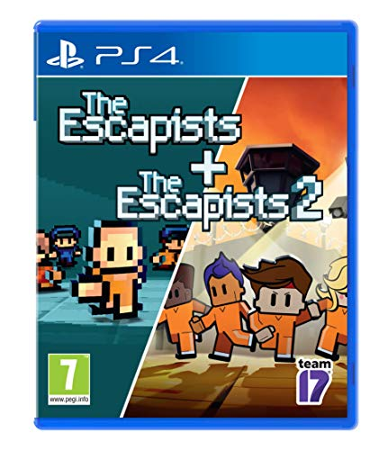 The Escapist + The Escapists 2 - Bundle - PlayStation 4