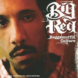 Big Red : Raggamuffin Culture (inclus 1 DVD)