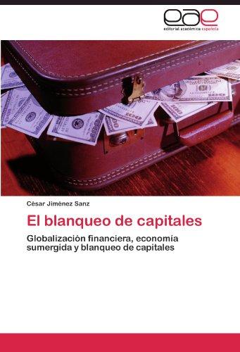 El blanqueo de capitales por Jiménez Sanz César