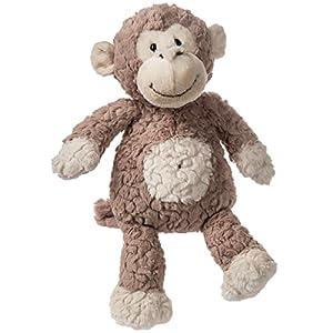 Mary Meyer-Gran Masilla de Mono de Peluche, marrón