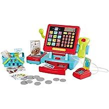 Playgo - Caja registradora táctil eléctrica (ColorBaby ...