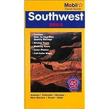 Southwest 2003 (Mobil Travel Guide)