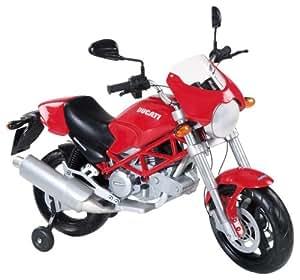 Peg Perego - véhicule electrique - Ducati Monster - Moto 12 volts