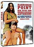 Zabriskie Point (1970) Tous Région DVD (Région 1,2,3,4,5,6...