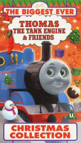 Thomas the Tank Engine and Friends: The Biggest Ever Christmas Collection [VHS]