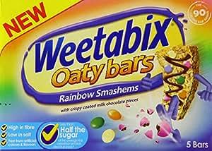 Weetabix Oatybars Rainbow Smashems 23 g (Pack of 5)