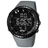 Herren Armbanduhr Outdoor Uhr Digitaluhr Sportuhr Multifunktionsuhr