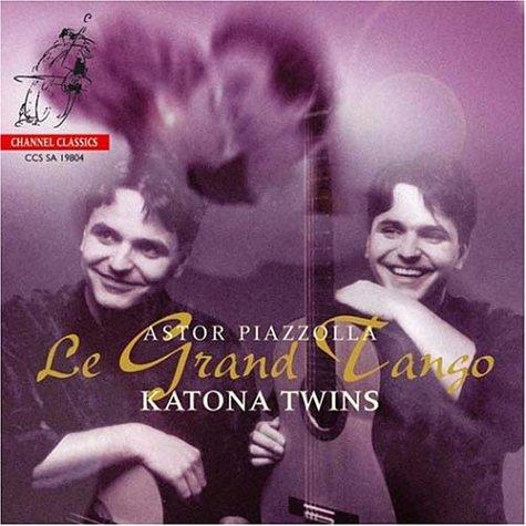 Astor Piazzolla: Le Grand Tango [Hybrid SACD]