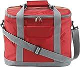 Kühltasche Rot aus hochwertigem 420D Nylon