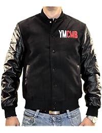 YMCMB - Veste Teddy - Homme - VE2220 - Noir Noir - XS