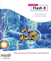 Foundation Flash 8 by Sham Bhangal (2005-11-01)
