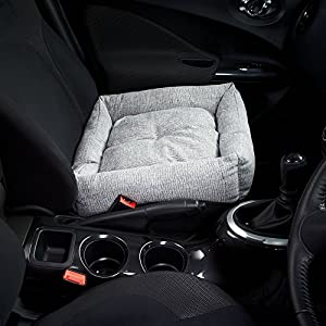 Bunty-Travel-Dog-Bed-Soft-Washable-Car-Seat-Cushion-Warm-Luxury-Pet-Basket-Made-in-the-UK