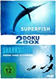 2 Doku Box - Superfish / Sharkwater [2 DVDs]
