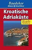 Baedeker Allianz Reiseführer Kroatische Adriaküste
