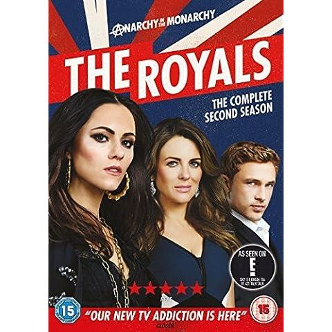 The Royals - Season 2 [DVD] [2016] by Elizabeth Hurley