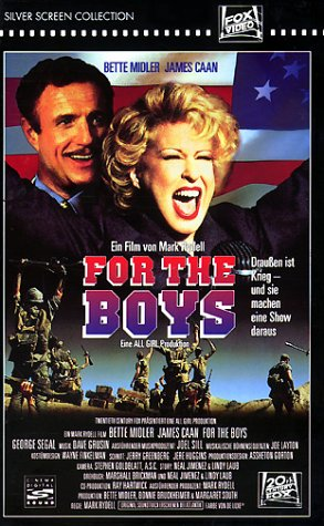 For the Boys [VHS]