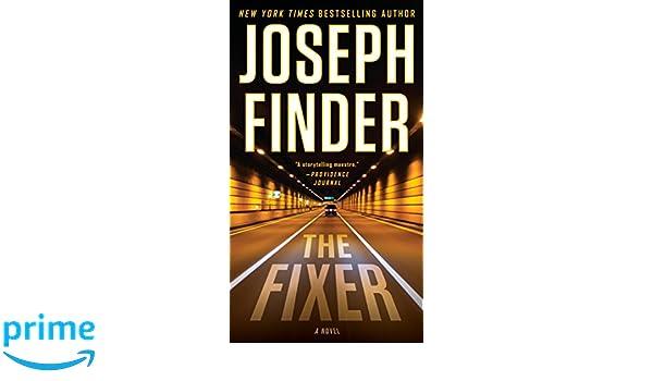 The Fixer: Amazon.it: Joseph Finder: Libri in altre lingue