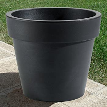 Euro3Plast 2504.87 Pflanzkübel Simple 50 cm: Amazon.de: Garten