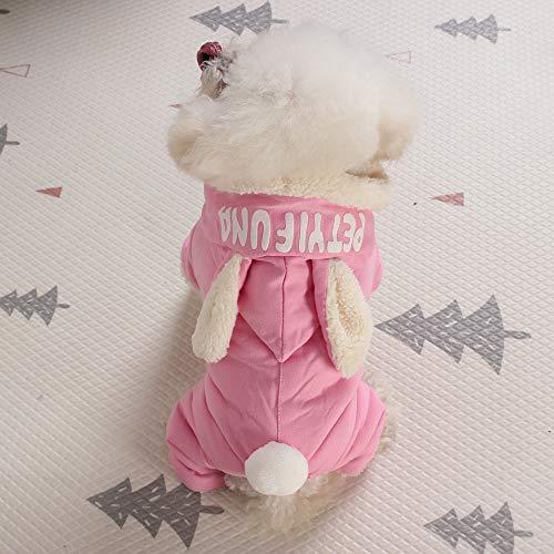 Malloom Mode Haustier Katze Hund T-Shirt Pullover Warme Hund T-Shirt Pullover Cat Kleidung Mode Haustier Mantel