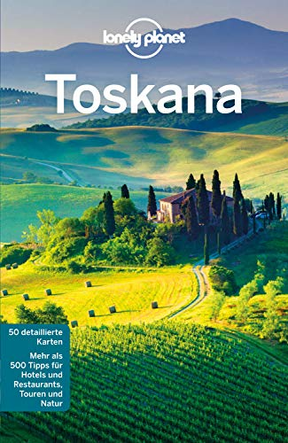 Toskana Schiefer (Lonely Planet Reiseführer Toskana (Lonely Planet Reiseführer E-Book))