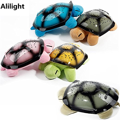 Sunshine Twilight Constellation Night Light, Turtle Night Sky Star Projector Table Lamp for Kid, / Romantic Couples  available at amazon for Rs.549