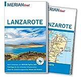 MERIAN live! Reiseführer Lanzarote: Mit Extra-Karte zum Herausnehmen - Dieter Schulze