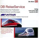 Produkt-Bild: DB ReiseService Sommer 2001 ( Kursbuch). CD- ROM für Windows und DOS