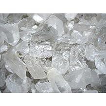 Mineral Import - Puntas de Cuarzo en Bruto Calidad Extra (Pack de 0,5 kg) - 888VC