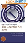 Blackstone's Guide to the Charities A...