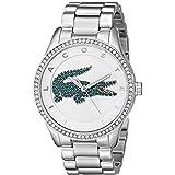 Lacoste Damen-Armbanduhr Victoria Analog Quarz 2000889