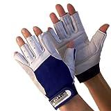 Navyline Segelhandschuhe Super Soft - 5 Finger geschnitten