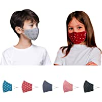 Kawach Face Mask for Kids (Product of IIT Delhi Startup) | Reusable and Washable | 99% Filtration | Anti Pollution…