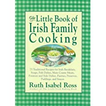 The Little Book of Irish Family Cooking by Ruth Isabel Ross (1997-03-01)