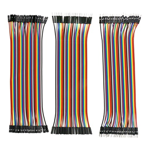 philonext-120pcs-dupont-wire-20cm-multicolored-jumper-wires-dupont-cable-40pin-male-to-female-40pin-