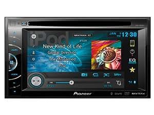 Pioneer AVH-X2600BT Vidéo Embarquée Fixe, 16:9 Tuner Intégré Bluetooth