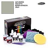 Alfa Romeo Giulietta color N Drive sistema touch vernice per pittura scheggiature e graffi