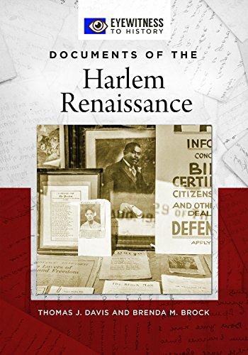 Documents of the Harlem Renaissance (Eyewitness to History)
